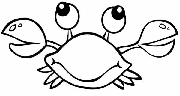 简笔画 螃蟹 ,孕妈妈赶快拿出纸笔一起和胎宝宝